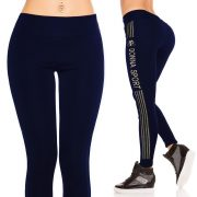 Divatos sport leggings nadrág