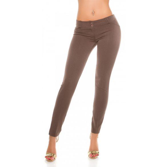 Elegáns szövet nadrág