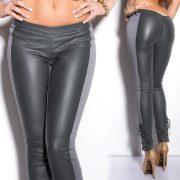 Bokánál fűzős nadrág