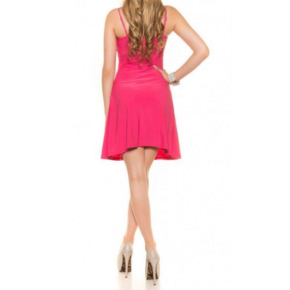 Dekoratív vékony pántos ruha