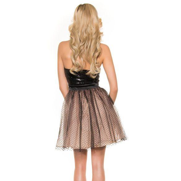 Tüll szoknyás party ruha
