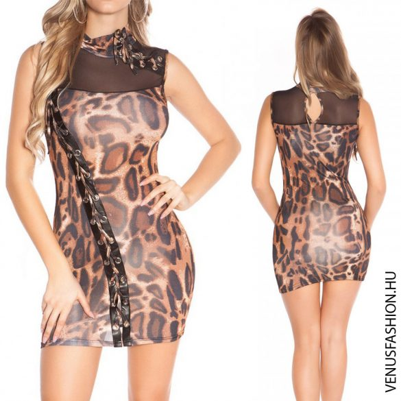 Különleges fűzős ruha