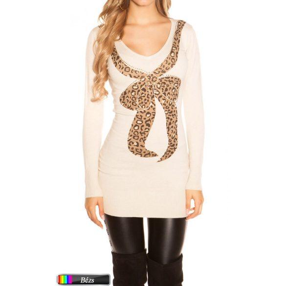 Masnis finomkötött pulóver
