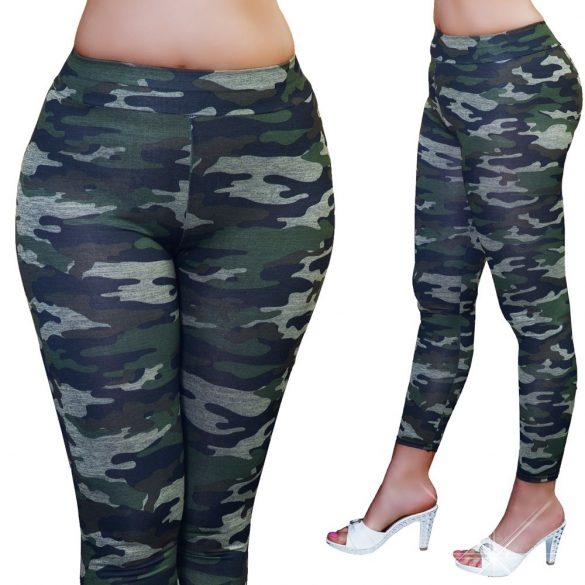 Terepmintás leggings