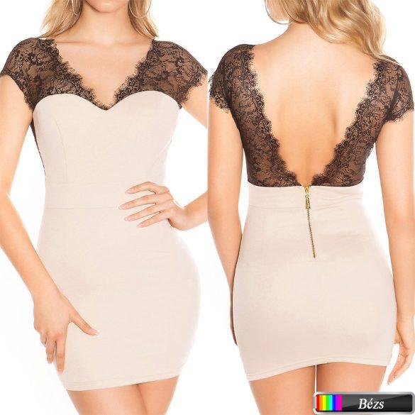 Dekoratív csipkés ruha