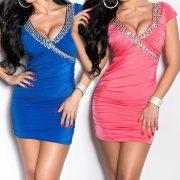Testhezálló ruha 7 színben
