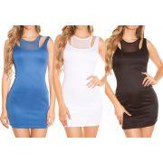 Mini ruha 2 színben