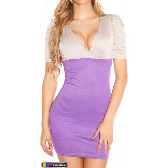 Csini bicolor ruha
