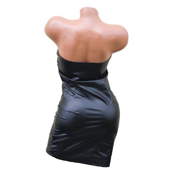 Testhezálló tüll betétes ruha