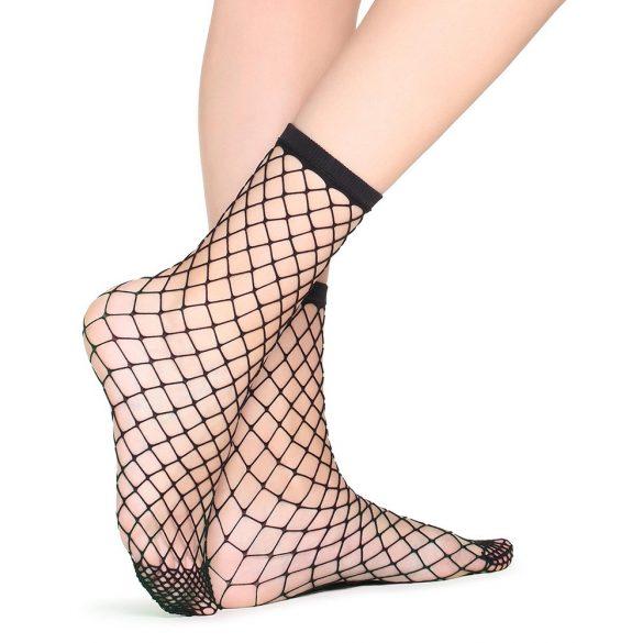 Fekete necc zokni