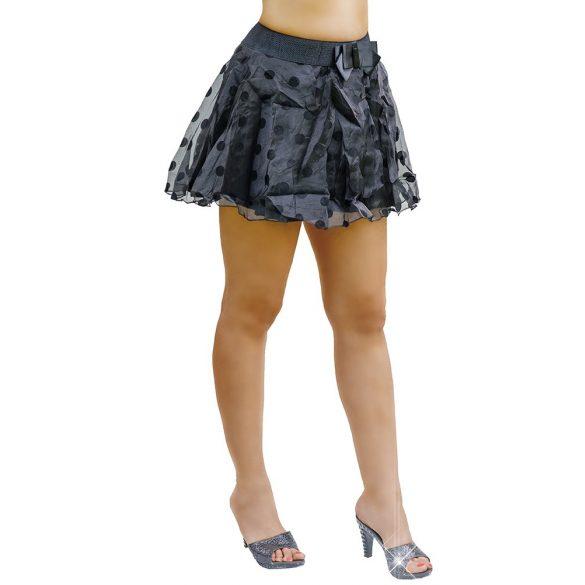 4f32508b6 Pöttyös masnis retro tüll szoknya - Venus fashion női ruha webáruház -  Elképesztő árak - Szállítás 1-2 munkanap