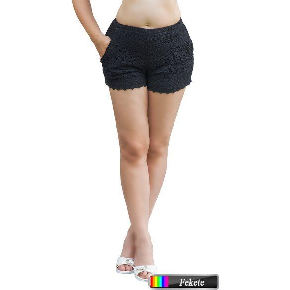 Horgolt rövidnadrág 5 szín