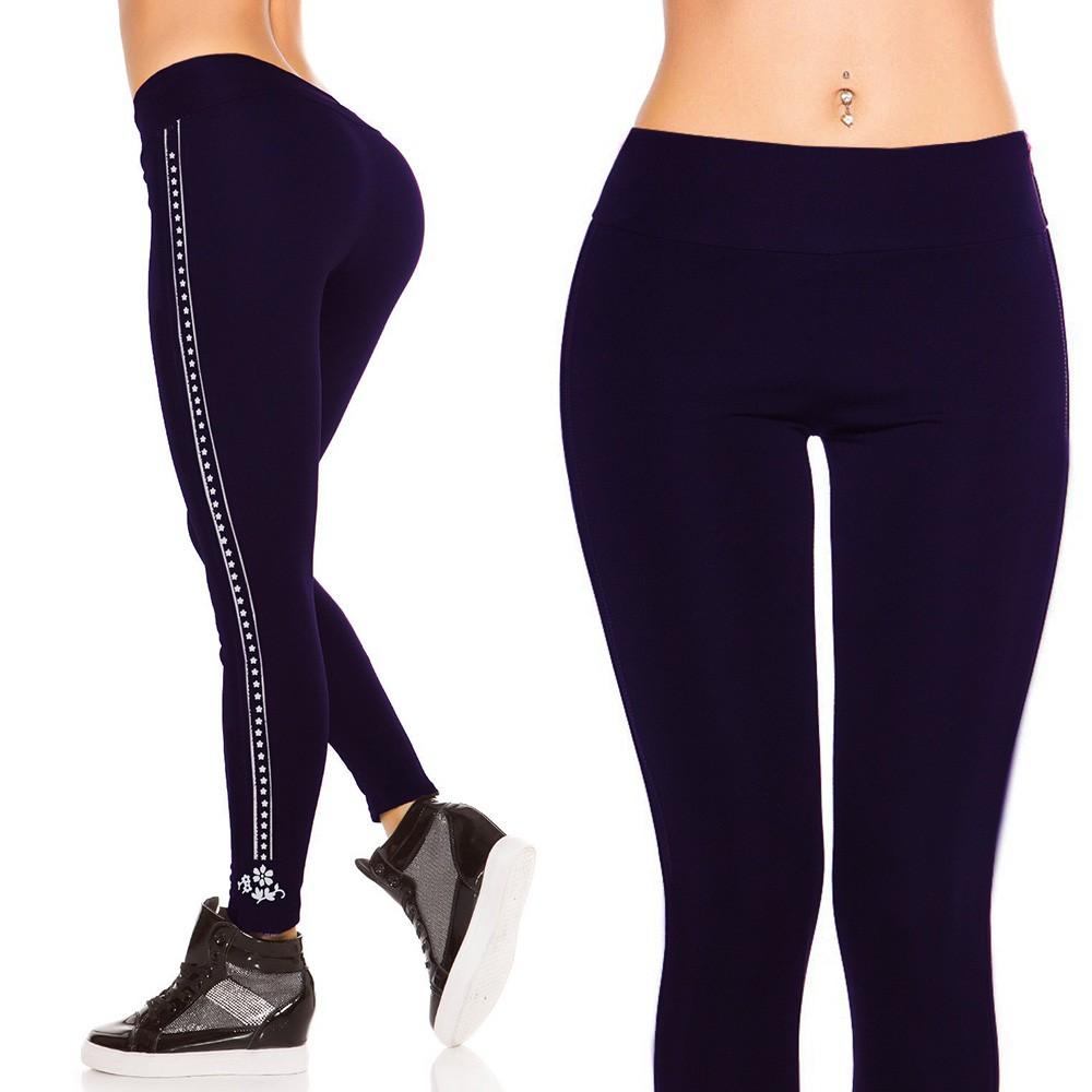 3a21bec983 Oldalán mintás leggings nadrág - Venus fashion női ruha webáruház ...