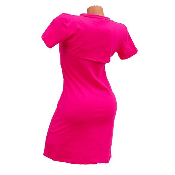 Feliratos bolerós ruha