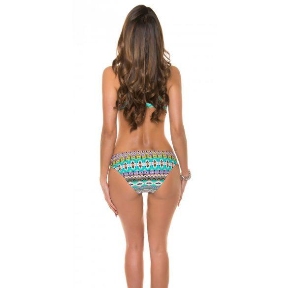 Mintás bikini